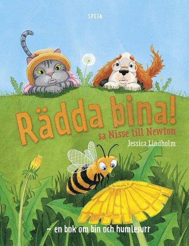 bokomslag Rädda bina! : sa Nisse till Newton