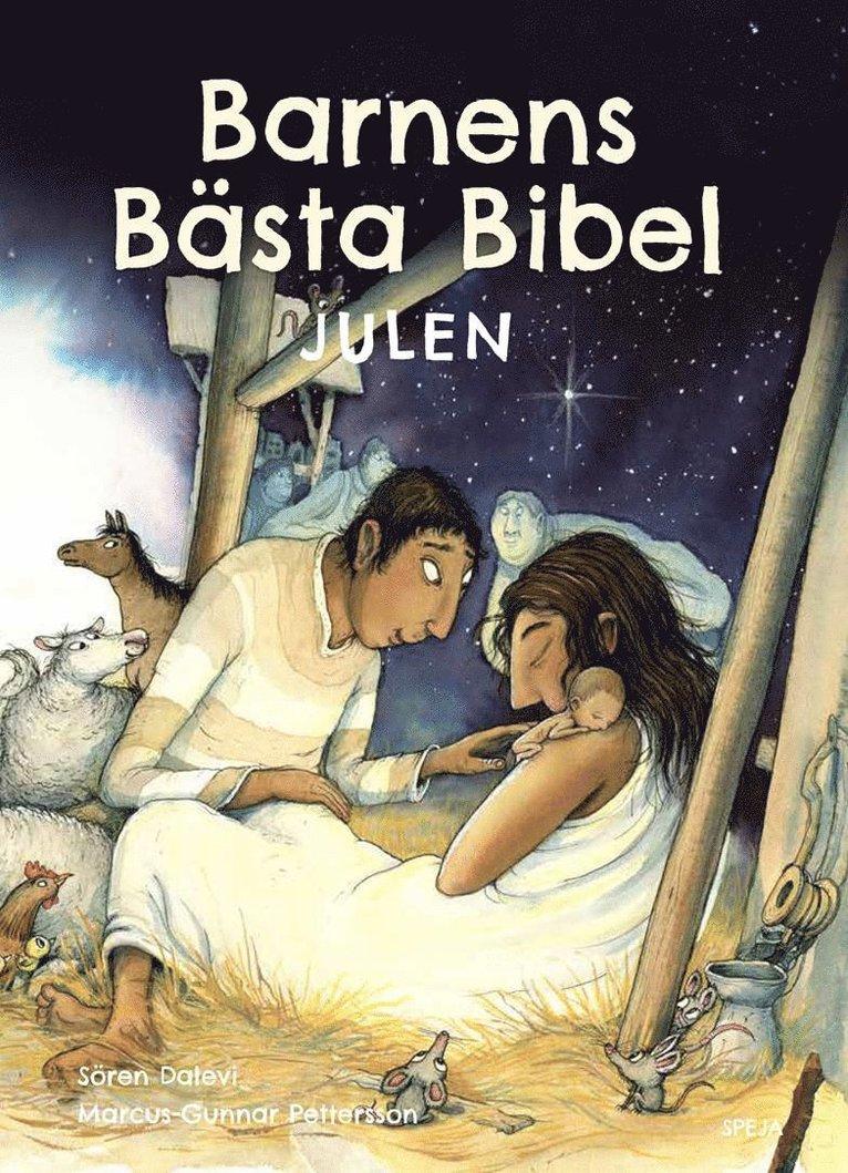 Barnens bästa Bibel : julen 1