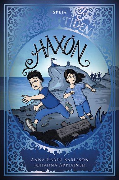 bokomslag Häxön : Blå Jungfrun