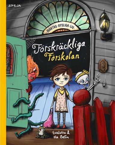 bokomslag Förskräckliga Förskolan