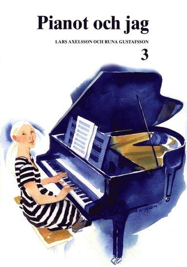 bokomslag Pianot och jag 3