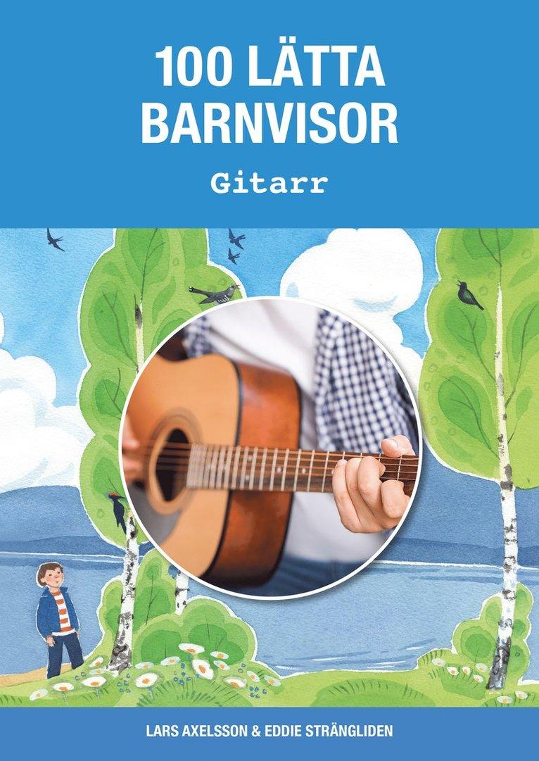 100 lätta barnvisor gitarr 1