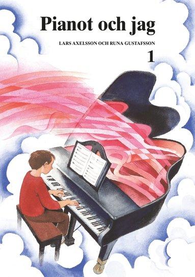 bokomslag Pianot och jag 1