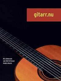 bokomslag Gitarr.nu 1 inkl CD
