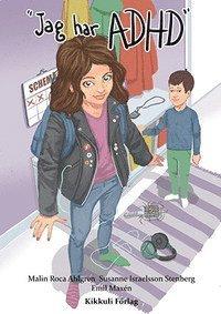 bokomslag Jag har ADHD
