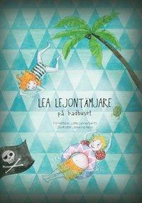 bokomslag Lea Lejontämjare på badhuset