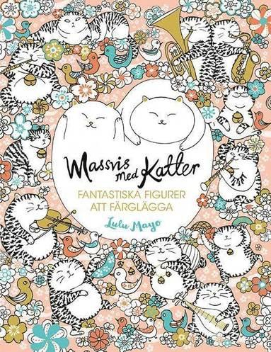 bokomslag Massvis med katter