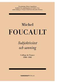 bokomslag Subjektivitet och sanning