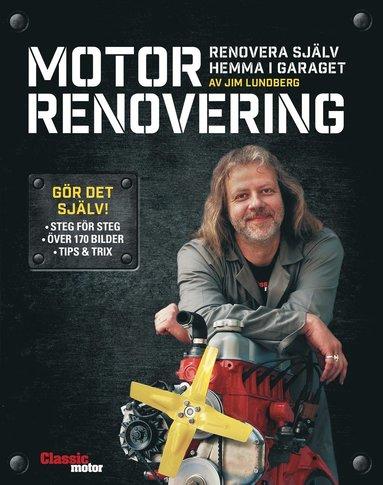 bokomslag Motorrenovering