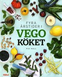 bokomslag Fyra årstider i vegoköket