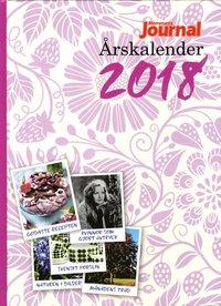 bokomslag Hemmets Journals årskalender 2018