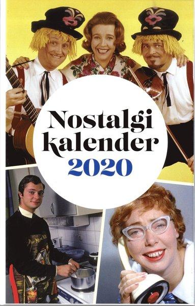 bokomslag Nostalgikalendern 2020