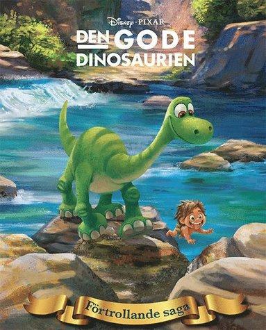 bokomslag Disney Förtrollande saga. den gode dinosaurien