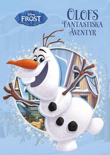 bokomslag Disney Fönsterbok : Olofs fantastiska äventyr