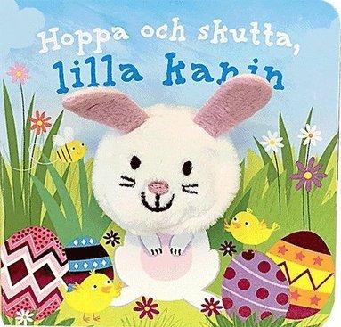 bokomslag Hoppa och skutta, lilla kanin