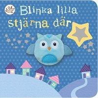bokomslag Blinka lilla stjärna där