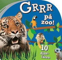 bokomslag Grrr på zoo