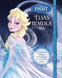bokomslag Frost. Elsas hemliga bok