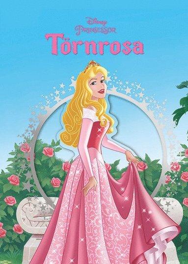 bokomslag Disney Fönsterbok. Törnrosa