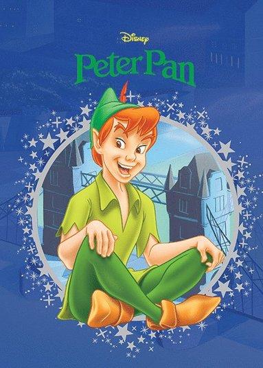 bokomslag Disney Fönsterbok : Peter Pan