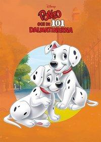 Disney Fönsterbok: Pongo och de 101 dalmatinerna