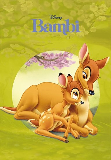 bokomslag Disney Fönsterbok: Bambi