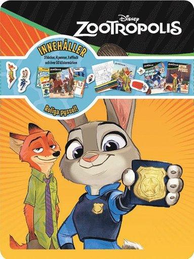 bokomslag Disney Presentbox : Zootropolis