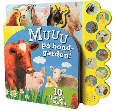 bokomslag MUUU på bondgården 10 ljud på landet