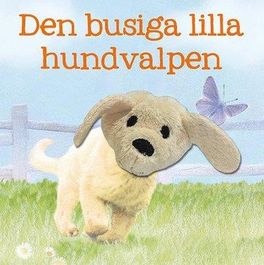 bokomslag Den busiga lilla hundvalpen