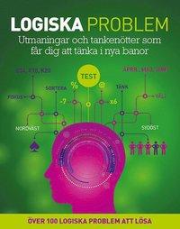 bokomslag Logiska problem : utmaningar och tankenötter som får dig att tänka i nya banor