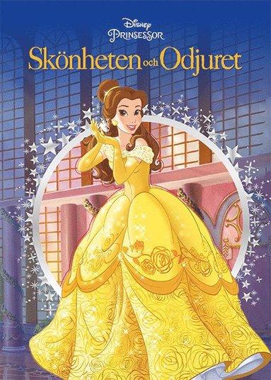 bokomslag Disney Fönsterbok. Skönheten och Odjuret