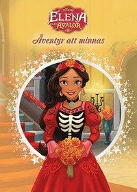 bokomslag Disney Fönsterbok : Elena från Avalor & Äventyr att minnas