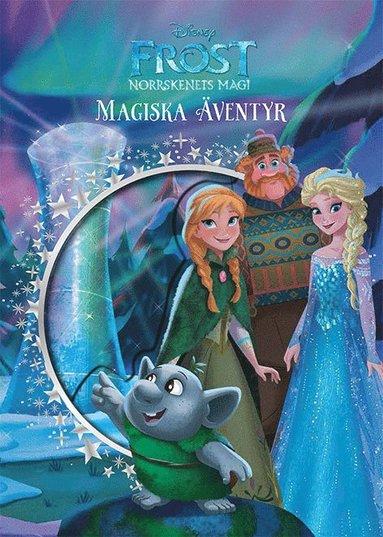 bokomslag Frost Magiska äventyr - Norrskenets magi