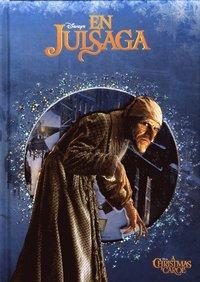 bokomslag Disney Fönsterbok: En julsaga
