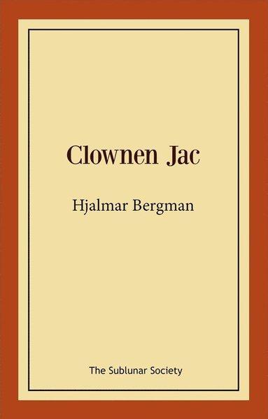 bokomslag Clownen Jac