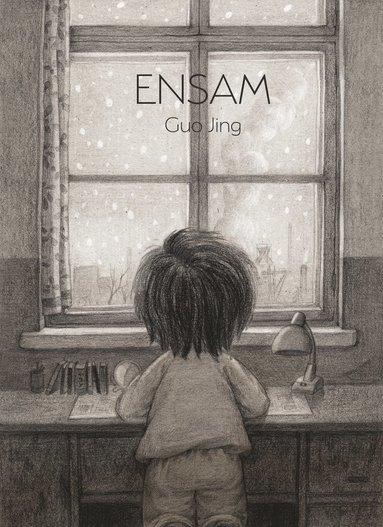 bokomslag Ensam