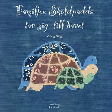 bokomslag Familjen Sköldpadda tar sig till havet