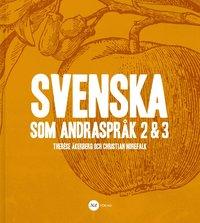 bokomslag Svenska som andraspråk 2 & 3