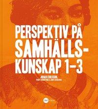 bokomslag Perspektiv på Samhällskunskap 1-2-3