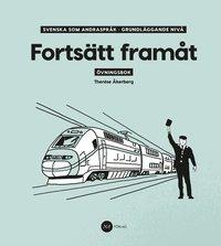bokomslag Fortsätt Framåt - Övningsbok