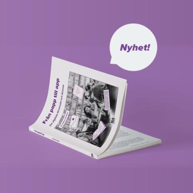bokomslag Från papp till app