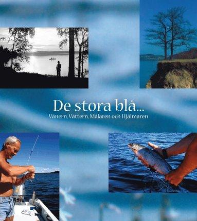 bokomslag De stora blå : Vänern-Vättern-Mälaren-Hjälmaren
