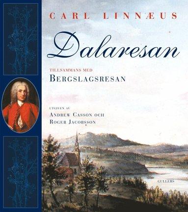 bokomslag Linnés dalaresa