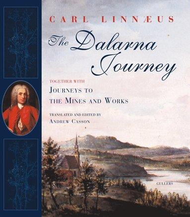 bokomslag The Dalarna Journey