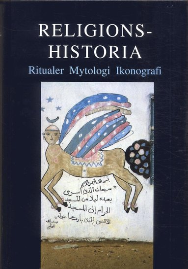 bokomslag Religionshistoria : ritualer, mytologi, ikonografi
