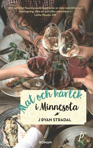 bokomslag Mat och kärlek i Minnesota