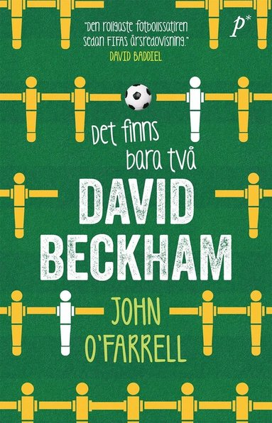 bokomslag Det finns bara två David Beckham