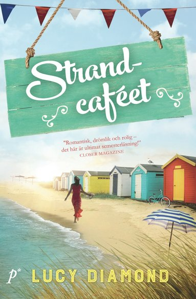 bokomslag Strandcaféet