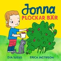 bokomslag Jonna plockar bär