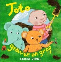 bokomslag Toto gräver en grop